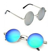 Sulit Round Sunglasses(For Boys & Girls)