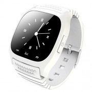 Rrimin M26 Bluetooth WIFI Smart Wrist Watch Phone for IOS Android White