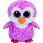 Jucarie De Plus Ty Beanie Boos Glider The Penguin Pink Plush Toy 16Cm