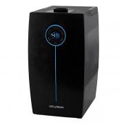 Umidificator cu ultrasunete Hera Negru, 9,6 litri/zi, afisaj electronic, setare umiditate, timer, silver cube, abur cald/rece