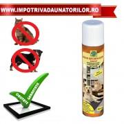 Solutie spray pentru interior anti canini si pisici REP33
