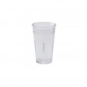 Artemis Закопчана Пластическа Чашка За Фрапе Миксер 900ml