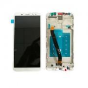 Ecran Display Huawei Mate 10 Lite ALB cu Rama
