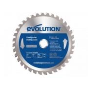 Диск за рязане на стомана Evolution TCT, ф180мм
