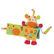 Carte - Album Vacuta Brevi Soft Toys