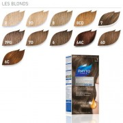 Phyto Kit Coloration Phyto : Les tons blonds