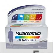 Pfizer Italia Div.Consum.Healt Multicentrum Uomo 50+ 60 Compresse