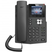 Teléfono Ip Fanvil X3SP Pantalla Lcd 2.4 Pulgadas Color 2 Líneas POE