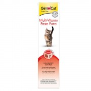 GimCat Multi-Vitamin Paste Extra pasta para gatos - 200 g