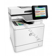 Принтер HP Color LaserJet Enterprise M577f mfp, p/n B5L47A - HP цветен лазерен принтер, копир, скенер и факс