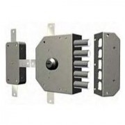Cr serrature serrautra da applicare art.3300-p senza scrocco sx 60mm