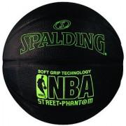 Spalding 71024 NBA Street Phantom Outdoor Basketball Neon Green/Black