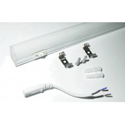 OPTONICA LED fénycső / T5 / 8W /28x570mm/ hideg fehér/ TU5654