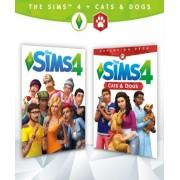THE SIMS 4 + CATS & DOGS - BUNDLE - ORIGIN - PC / MAC - WORLDWIDE