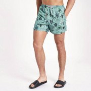 Only and Sons blauwe print swemshorts Heren