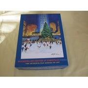 The Metropolitan Museum of Art Puzzle Rockefeller Center At Christmas