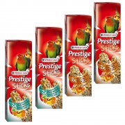 Versele Laga Pacco misto Versele-Laga Prestige Sticks Parrocchetti - 4 x 2 Stick (560 g)
