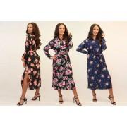 La Belle Rose Ltd £11.99 (from esSense Wear) for a women's rose shirt side slit dress