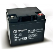 Batería para UPS-SAI 12v 50Ah Plomo Agm Q-Batteries 12LCP-50