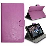Housse Etui Universel M À Rabat Et Support Violet Pour Tablette Acer Predator 8, Iconia Tab 8 A1-840 Fhd