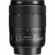 Canon Objetivo EF-S 18-135mm F3.5-5.6 IS USM