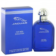 Jaguar Evolution by Jaguar Eau De Toilette Spray 3.4 oz