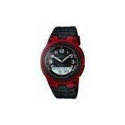 Relógio Masculino Anadigi Casio Aw-80-4BVDF - Preto