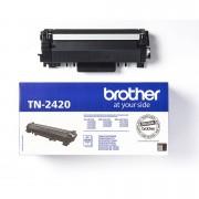 Brother Tn 2420 Bk Lasertone Original -3000 Sidor