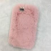 Funda para celular iphone 7plus/8 plus Cuero Rosa