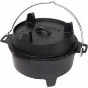 Grillfürst Dutch Oven BBQ Edition DO4