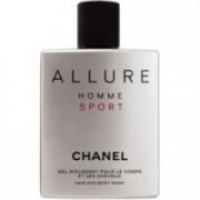 Chanel Allure Homme Sport Pánský sprchový gel 200 ml
