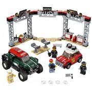 LEGO Speed Champions 75894 1967 Mini Cooper S Rally i 2018 MINI John Cooper Works Buggy