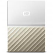 Western Digital MyPassport Ultra HDD 1TB USB 3.0 - преносим външен хард диск с USB 3.0 (златист)