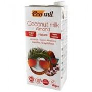 Lapte de Cocos cu Migdale Bio Ecomil 1L