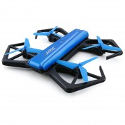 Drone WIFI FPV RC Quadcopter 720P Camera JJRC H43WH-azul