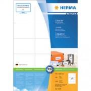Herma Etiket Herma 4278 70x50 8mm Premium Wit 1500stuks