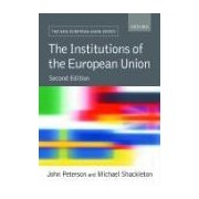 The Institutions of the European Union Oxford University Press unia europejska instytucje unii europejskiej