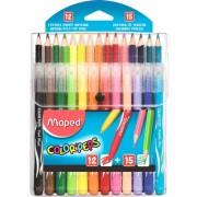 Set coloriaj Color Peps Maped