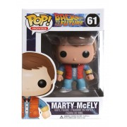 FUNKO Pop Marty McFly FUNKO Back to the future Peliculas