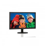 "Philips monitor 21.5"" - 223V5LSB/00 1920x1080, 16:9, 250 cd/m2, 5ms, VGA, DVI"