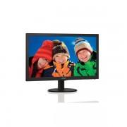 """Philips monitor 21.5"""" - 223V5LSB/00 1920x1080, 16:9, 250 cd/m2, 5ms, VGA, DVI"""