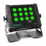 Beamz WH128 Bañador de pared 12 x 8W Quad-LEDs IP65 DMX (Sky-150.567)