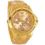 i DIVAS NEW BRAND rosra gold watch