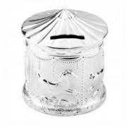 Carusel pusculita placata cu argint