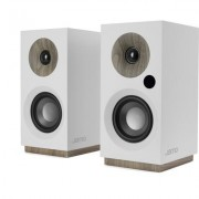 Jamo S 801 PM powered monitors (white)