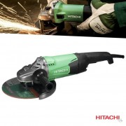 Hitachi Hikoki Haakse Slijper 230mm 2000W G23ST(WE) met Diamantzaagblad
