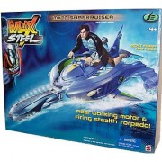 Max Steel Mx77 Sharkruiser