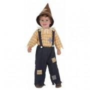 Creaciones Llopis Disfraz Bebé - Espantapájaros 0-12 Meses