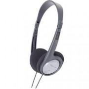 Panasonic TV sluchátka On Ear Panasonic RP-HT090E-H RP-HT090E-H, šedá