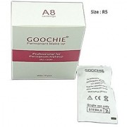 Goochie Permanent Makeup Rocket Rotary Machine A8 Cartridge Needles (pack of 15 Needles) (5RL)